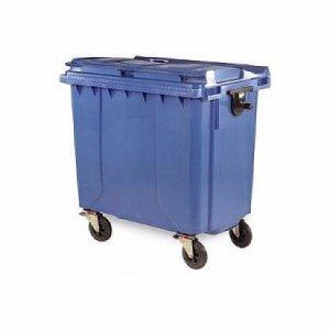 سطل زباله 770 لیتری سبلان